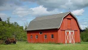 How To Build A Pole Barn Cheap Pole Barn Construction Techniques Hobby Farms