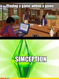 Sims Meme - best of the sims meme pophangover