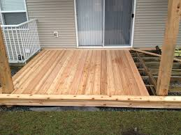 exterior ideas cedar decking pine wood material know each types of
