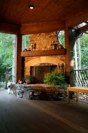 Outdoor Chimney Fireplace by 75 Best Outdoor Fireplaces Images On Pinterest Fireplace Ideas