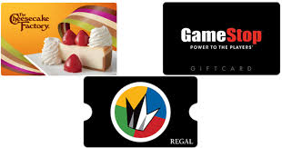 discounted gift cards 50 regal entertainment egift card only 40 discounted gamestop