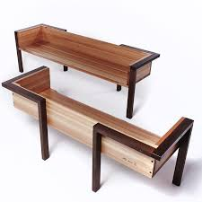 Outdoor Wood Bench Diy by Best 25 Modern Bench Ideas On Pinterest Benches Diy Wood Bench