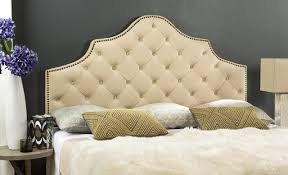 arebelle buckwheat velvet headboard headboards furniture by safavieh