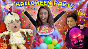 halloween costumes ideas for family of 3 scariest kids halloween party ever w costume contest funnel