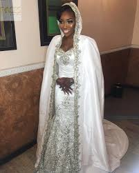 Beautifulapril Beautiful Nigerian Bride Aderinsola In Her Riding Hood Wedding
