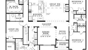 open floor plan farmhouse farmhouse floor plans luxamcc org