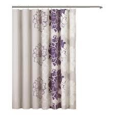 purple shower curtains you u0027ll love wayfair