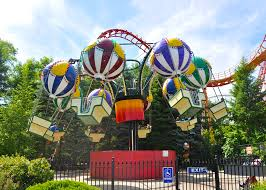 6 Flags Coupons Balloon Race Six Flags New England
