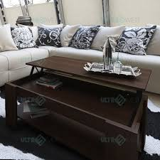new modern lift top coffee table mechanical lifting convertible