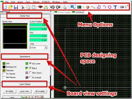 pcb design software free pcb design software to design pcb view 3d design pcb123