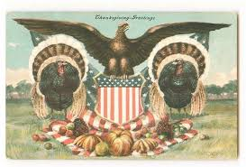 free clip from vintage crafts thanksgiving
