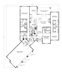 Jack And Jill Bathroom House Plans House Plan 82242 European Plan With 2716 Sq Ft 4 Bedrooms 4