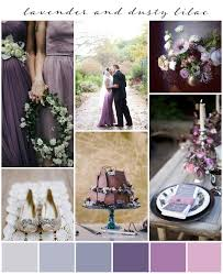 april wedding colors 5 shades of purple wedding color ideas lavender wedding colors