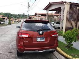 renault koleos 2017 red used car renault koleos panama 2012 renault koleos