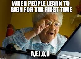 Deaf Meme - deaf memes home facebook