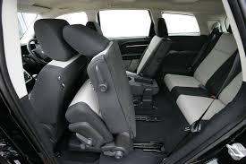 Dodge Journey Interior Space - dodge journey estate review 2008 2010 parkers