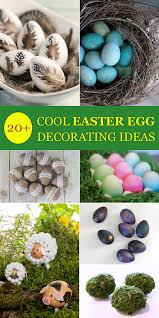 cool easter ideas cool easter egg decorating ideas