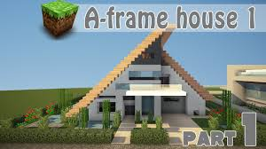 minecraft speed build house building a frame house 1 youtube
