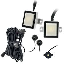 Blind Spot Detection System Installation Safesight Bss300r Blind Spot Sensor Detection System With Led