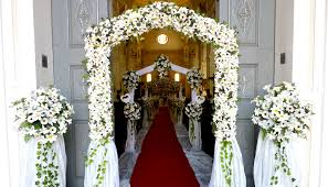 church decorations for wedding wedding flowers ideas white church wedding flowers decoration