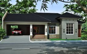 modern bungalow house plans in philippines home deco plans