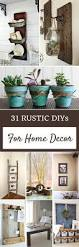 easy home decorating projects 31 rustic diy home decor projects house decorating and