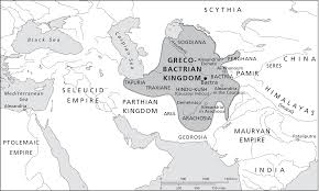 Eurasia Map Regional Study Baktria U2013 The Crossroads Of Ancient Eurasia