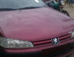 peugeot 406 1998 model belgium used for sale in lagos autos