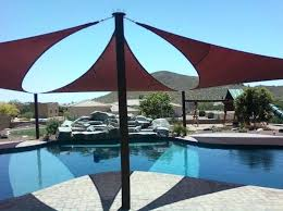 outdoor sail shades garden sail shades dubai custom made shade