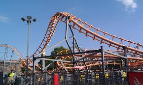 First Six Flags Corkscrews And Boomerangs The First Part Of A Journey Through The