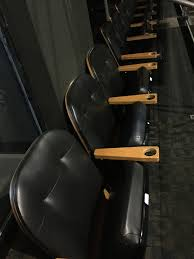 home theater seating atlanta 500 black faux leather theater auditorium arena chairs seats
