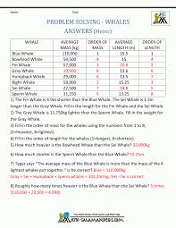 metric conversions worksheet semnext
