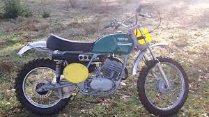 restored vintage motocross bikes for sale penton 125 six day boise vintage cycle youtube