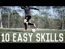 10 easy dribbling skills simple skill moves for footballers