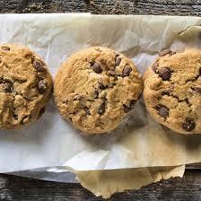 cookies cuisine az recette cookies aux pépites de chocolat au lait et aux raisins