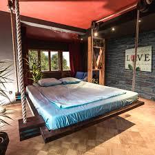 hanging bed frame susan decoration