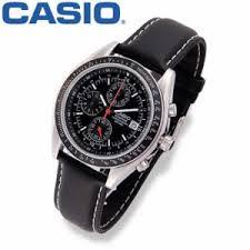 Jam Tangan Casio Chrono 4 merk jam tangan pria terkenal jam tangan murah