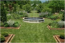 backyards ergonomic creative diy water fountain using barrel for