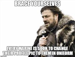 First Sergeant Meme - sergeant of marines home facebook