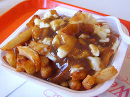 poutine cuisine poutine recipe canadian fried potatoes with gravy and cheese curds