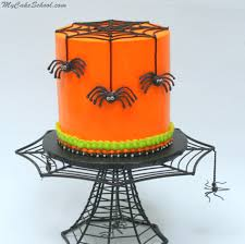 chocolate spider invasion a halloween blog tutorial my cake