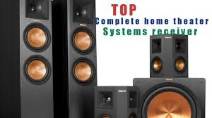 Home Theater Best Rated Home Theater Systems Home Theater Systems - the ten best complete home theater systems receiver review