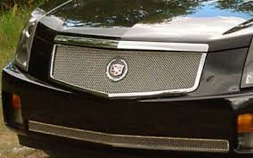cadillac cts styles 2003 2007 cadillac cts e g classics mesh style grille