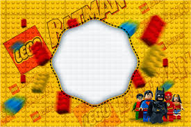 Lego Invitation Cards Lego Movie Free Printable Invitations Is It For Parties Is It