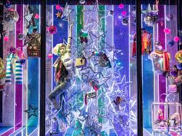 articles with clothing store window the best christmas window displays of 2017 photos condé nast