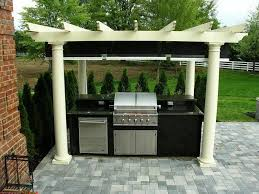 collection small outdoor kitchen design ideas photos home