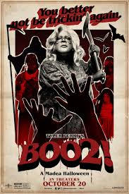 three new posters to tyler perry u0027s u0027boo 2 a madea halloween