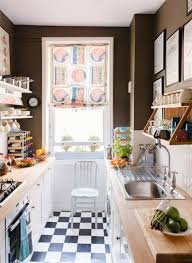 what to do with a small galley kitchen 6 brilliant space solutions for galley kitchens kitchn