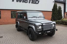 land rover defender 110 2016 2015 land rover defender twisted t40 110 xs utility