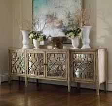 mirrored dining room set